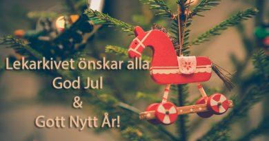 God jul från lekarkivet!