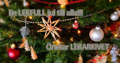 En riktigt God Jul!